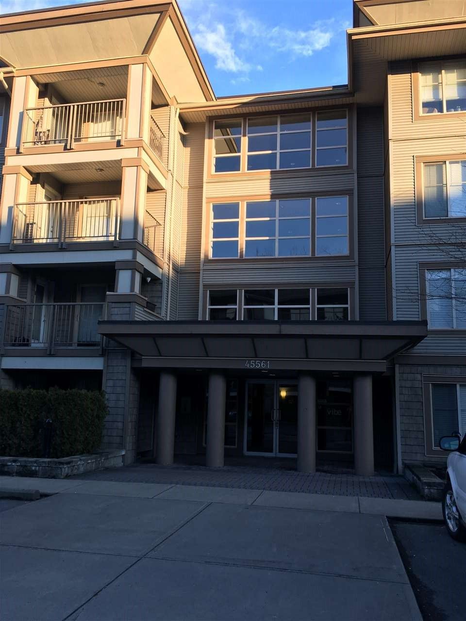 FEATURED LISTING: 404 - 45561 YALE Road Chilliwack