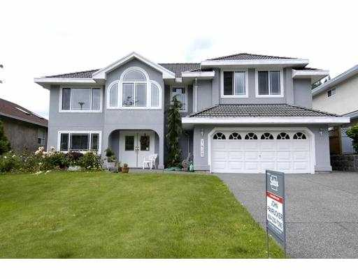 "Main Photo: 1428 HOCKADAY ST in Coquitlam: Hockaday House for sale in ""HOCKADAY"" : MLS®# V542867"