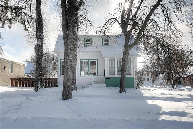 FEATURED LISTING: 1142 Rosemount Avenue Winnipeg
