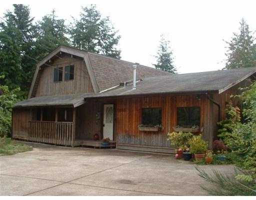 Main Photo: 1265 MARION PL in Gibsons: Gibsons & Area House for sale (Sunshine Coast)  : MLS® # V546096