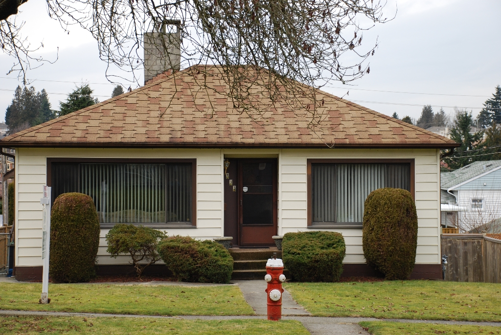 Main Photo: 233 OSBORNE Avenue in New Westminster: GlenBrooke North House  : MLS® # V871112