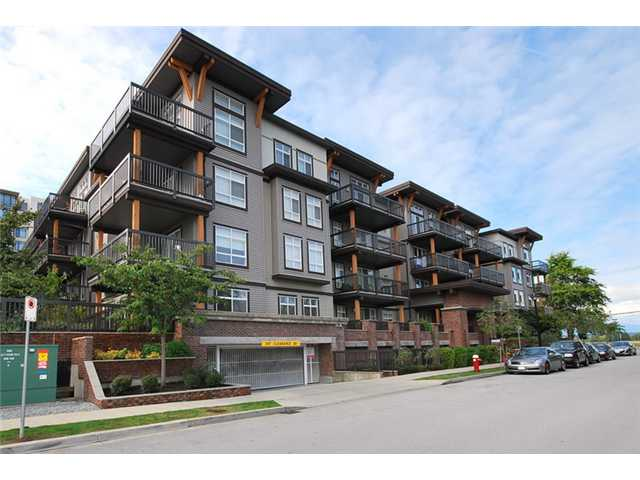 Main Photo: 123 6033 KATSURA Street in Richmond: McLennan North Condo for sale : MLS®# V875305