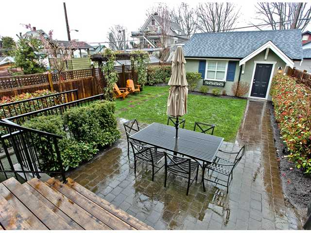 Photo 10: 2455 CAMBRIDGE Street in Vancouver: Hastings East House for sale (Vancouver East)  : MLS® # V881459
