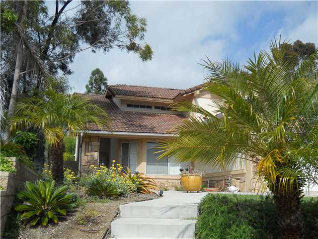 Main Photo: RANCHO SAN DIEGO House for sale : 4 bedrooms : 2019 Ontario in El Cajon