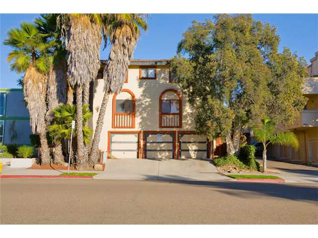 Main Photo: NORTH PARK Condo for sale : 2 bedrooms : 4033 Louisiana Street #6 in San Diego