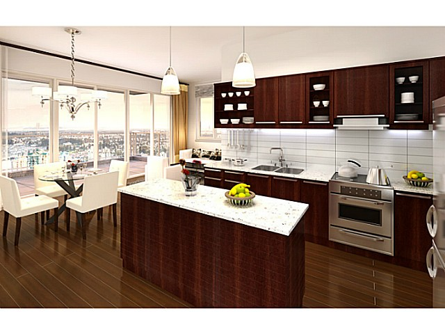 "Main Photo: # 403 258 SIXTH ST in New Westminster: Uptown NW Condo for sale in ""258"" : MLS® # V1028975"