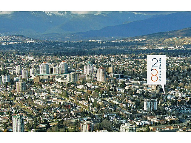 "Photo 6: # 403 258 SIXTH ST in New Westminster: Uptown NW Condo for sale in ""258"" : MLS(r) # V1028975"