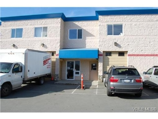 Main Photo: 109 937 Dunford Avenue in VICTORIA: La Jacklin Industrial for sale (Langford)  : MLS® # 336986