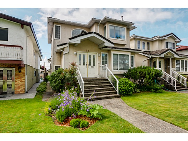 FEATURED LISTING: 78 51ST Avenue East Vancouver