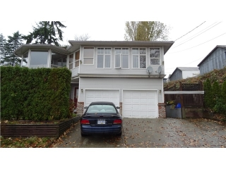 Main Photo: 1515 MAYES Street in New Westminster: Uptown NW House for sale : MLS® # V1114680