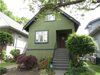 "Main Photo: 1610 SEMLIN Drive in Vancouver: Grandview VE House for sale in ""The Drive"" (Vancouver East)  : MLS® # V1126546"