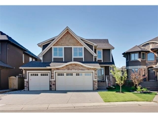Main Photo: 63 WENTWORTH Hill(S) SW in Calgary: West Springs House for sale : MLS® # C4017576