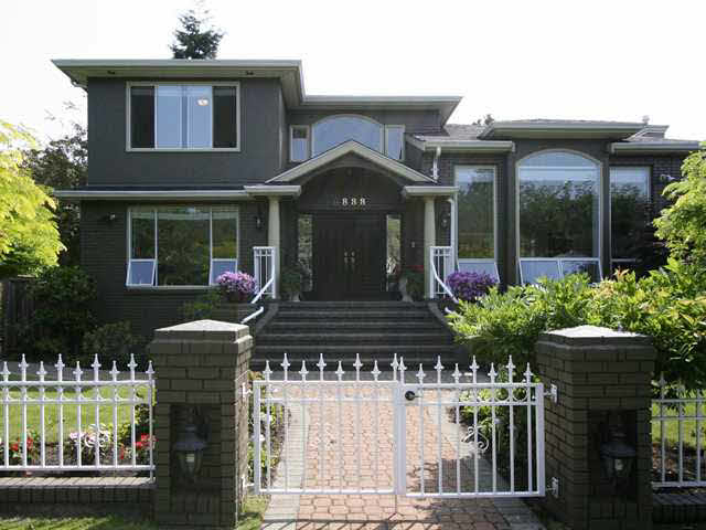 Main Photo: 6888 LABURNUM Street in Vancouver: Kerrisdale House for sale (Vancouver West)  : MLS® # V1132726