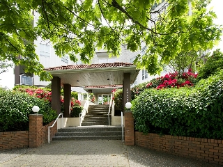 "Main Photo: 214 4768 53RD Street in Ladner: Delta Manor Condo for sale in ""SUNNINGDALE IV"" : MLS(r) # V1133239"