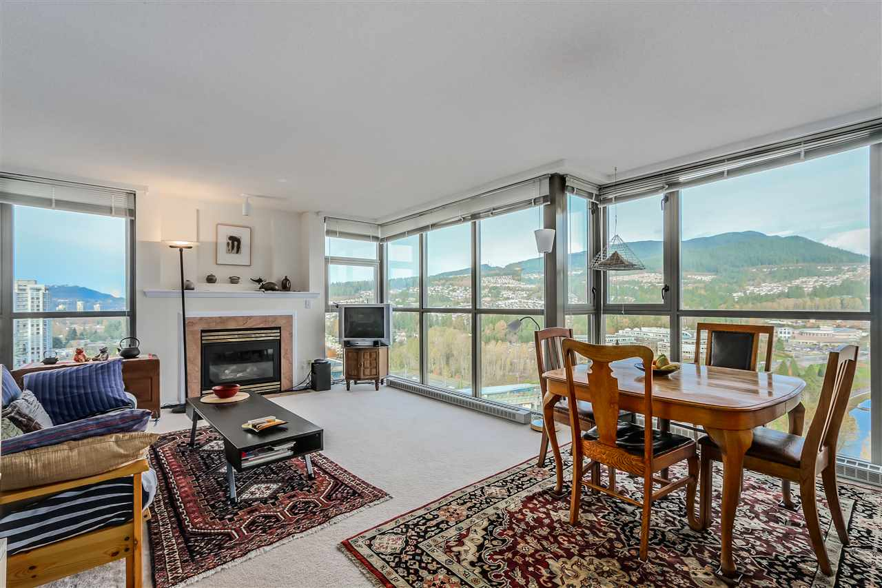 "Main Photo: 2002 3070 GUILDFORD Way in Coquitlam: North Coquitlam Condo for sale in ""Lakeside Terrace Tower"" : MLS® # R2015374"