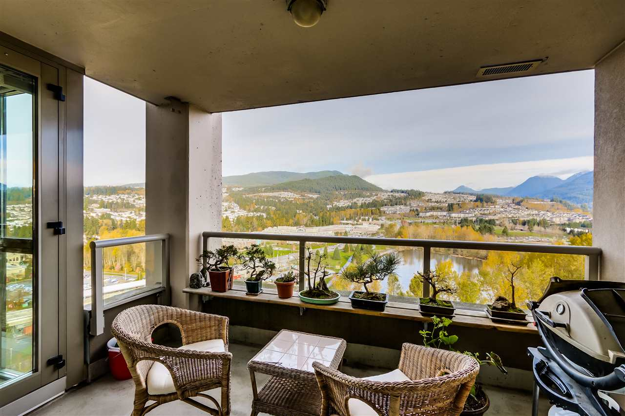 "Photo 13: 2002 3070 GUILDFORD Way in Coquitlam: North Coquitlam Condo for sale in ""Lakeside Terrace Tower"" : MLS® # R2015374"