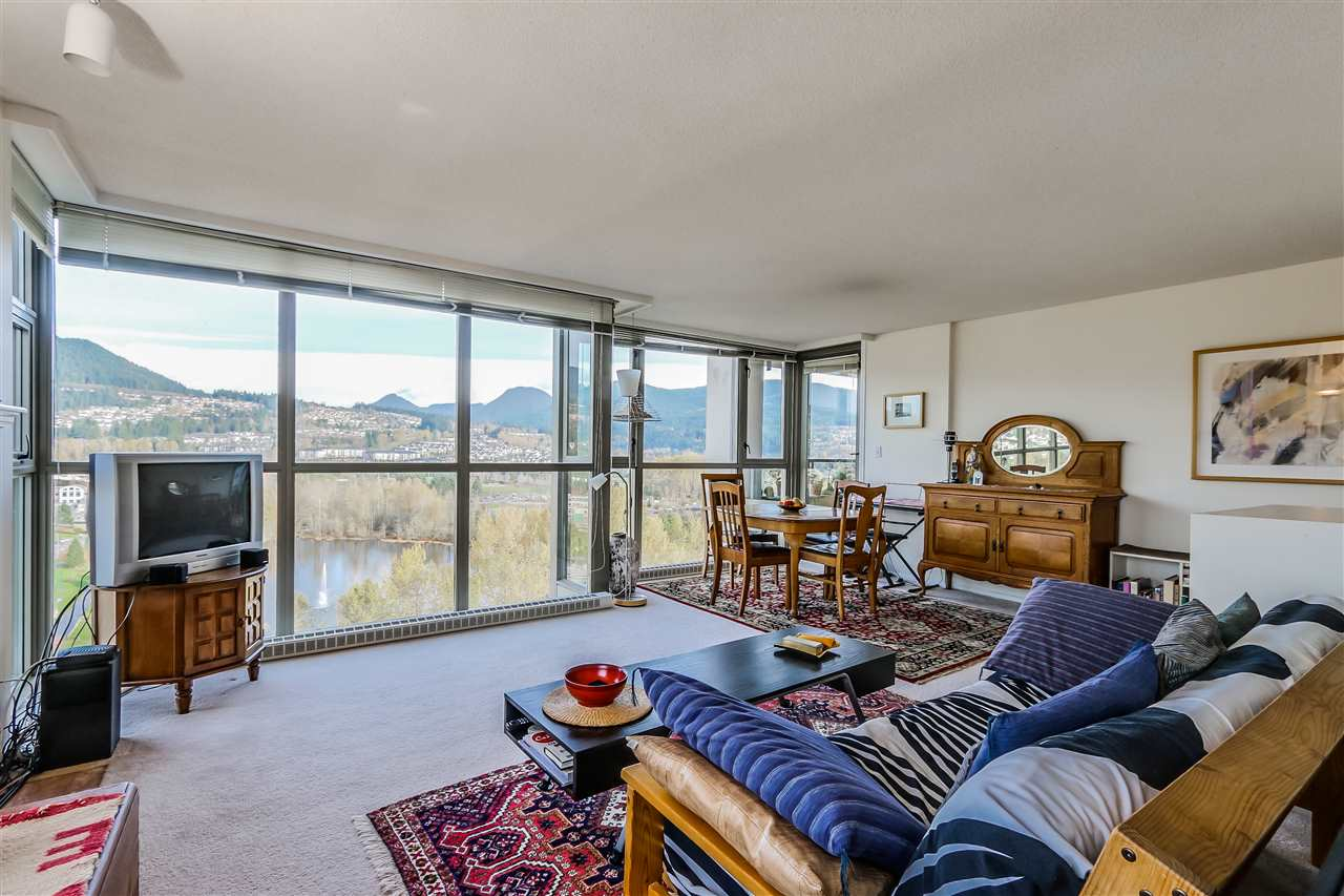 "Photo 4: 2002 3070 GUILDFORD Way in Coquitlam: North Coquitlam Condo for sale in ""Lakeside Terrace Tower"" : MLS® # R2015374"