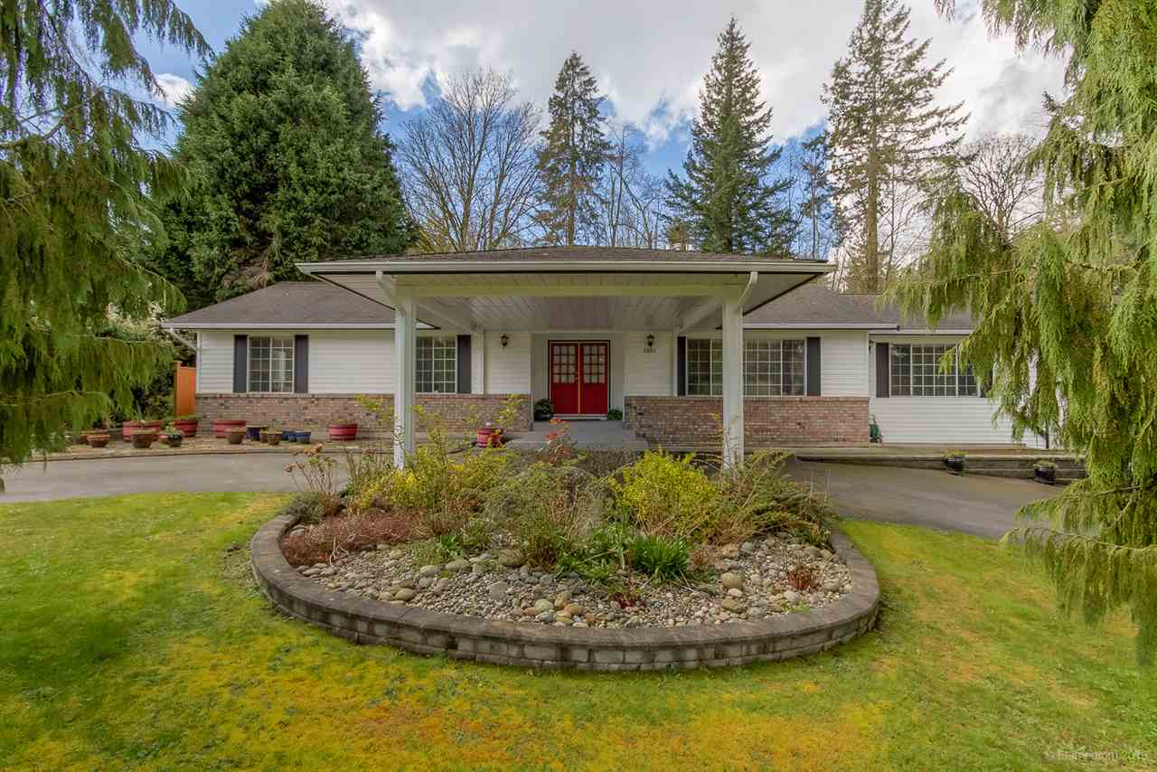 "Main Photo: 2895 COUNTRY WOODS Drive in Surrey: Grandview Surrey House for sale in ""Country Woods"" (South Surrey White Rock)  : MLS(r) # R2051095"