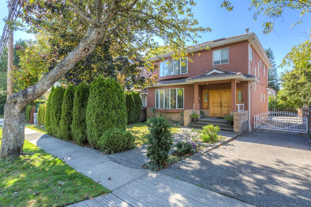 "Main Photo: 5375 TRAFALGAR Street in Vancouver: Kerrisdale House for sale in ""KERRISDALE"" (Vancouver West)  : MLS® # R2052662"