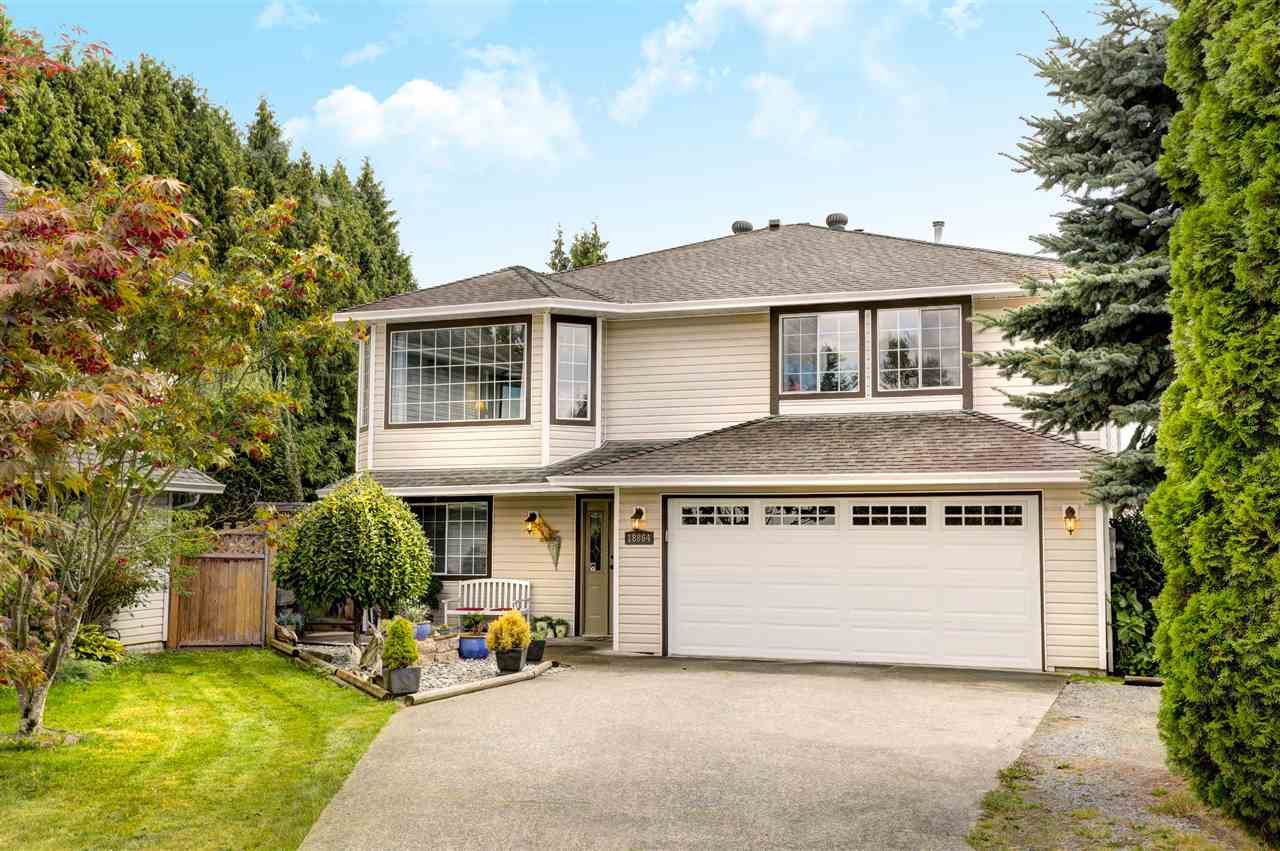 Main Photo: 18864 124 Avenue in Pitt Meadows: Central Meadows House for sale : MLS®# R2107491