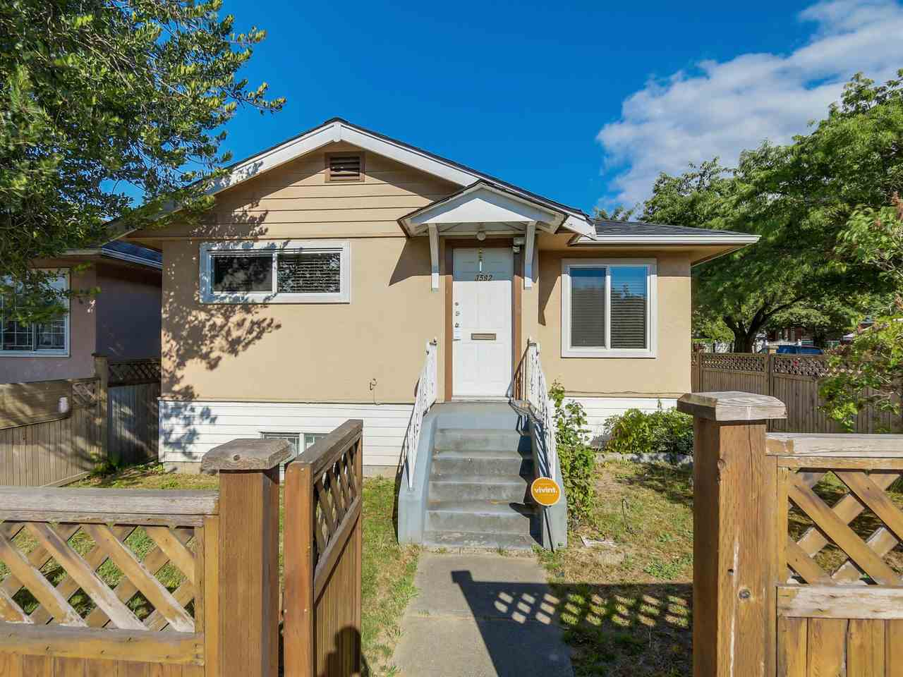 Main Photo: 3592 KNIGHT Street in Vancouver: Knight House for sale (Vancouver East)  : MLS® # R2119614
