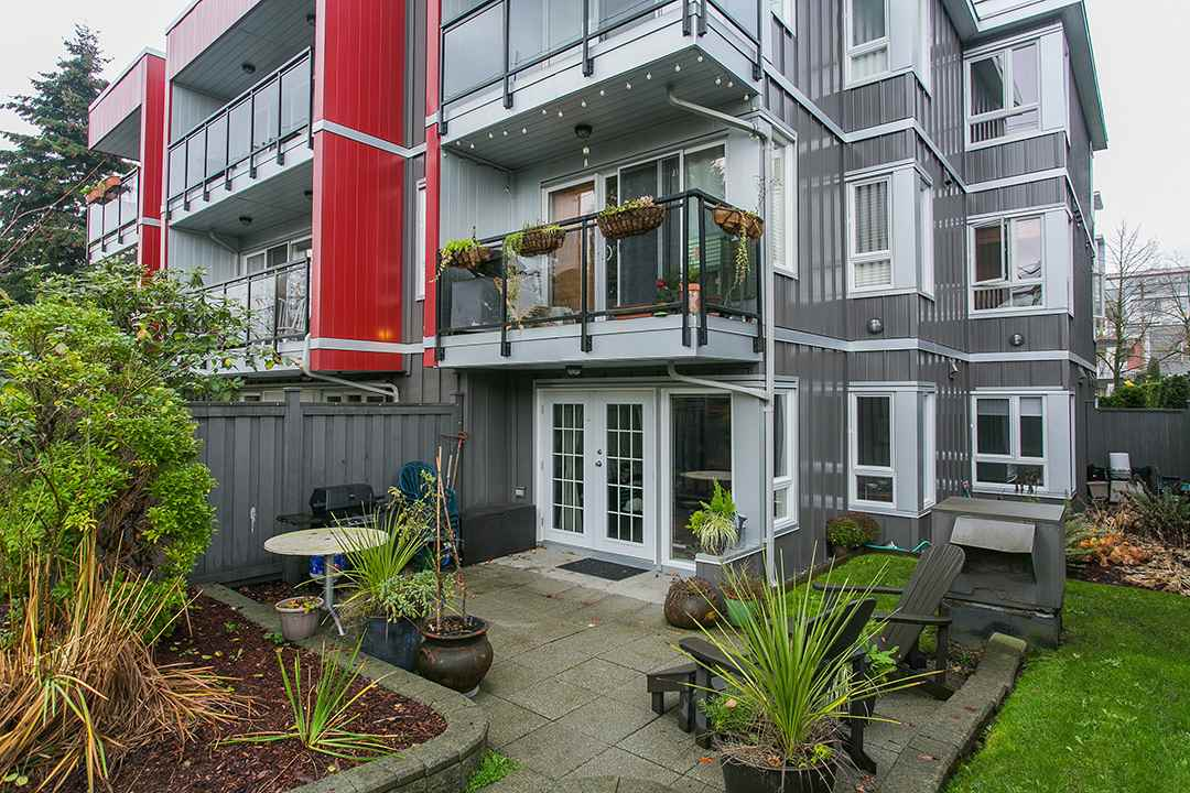 Photo 18: 104 659 E 8TH Avenue in Vancouver: Mount Pleasant VE Condo for sale (Vancouver East)  : MLS® # R2123602