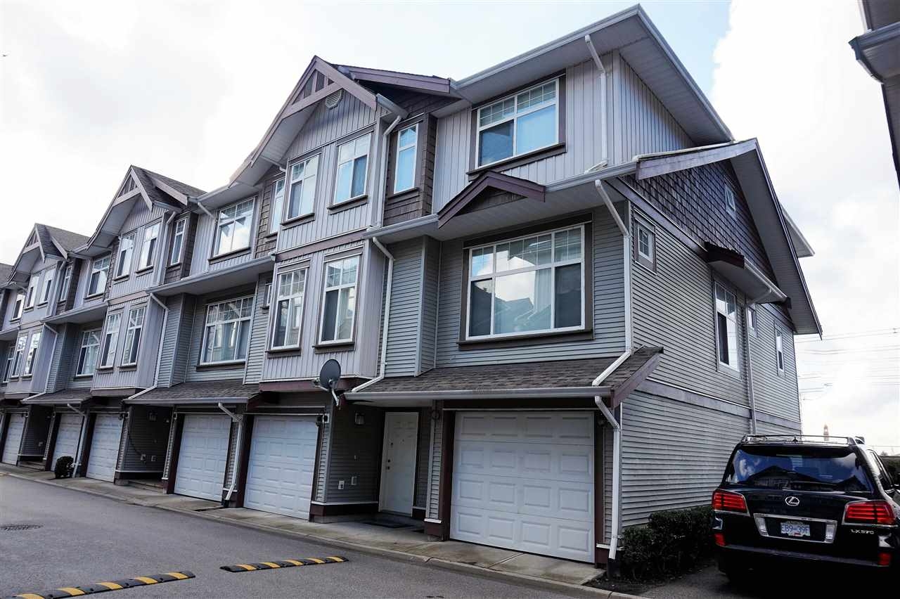 Main Photo: 48 12585 72 Avenue in Surrey: West Newton Townhouse for sale : MLS® # R2138650