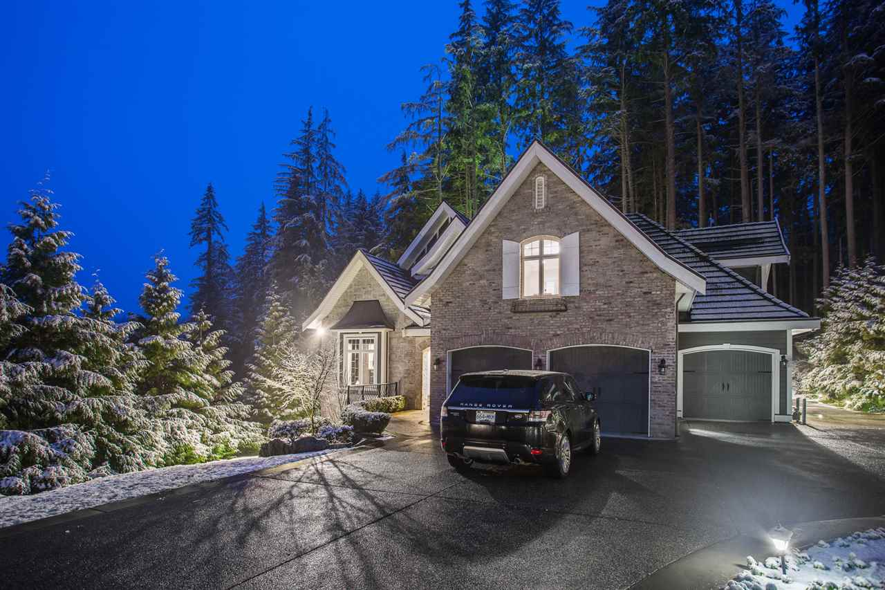 Main Photo: 128 DEERVIEW Lane: Anmore House for sale (Port Moody)  : MLS® # R2144372