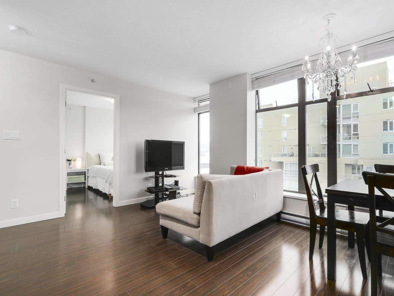"Photo 8: 1001 1068 W BROADWAY in Vancouver: Fairview VW Condo for sale in ""The Zone"" (Vancouver West)  : MLS(r) # R2148292"