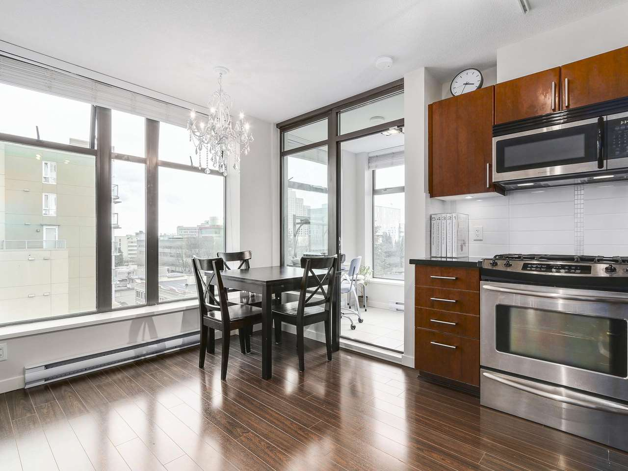"Photo 7: 1001 1068 W BROADWAY in Vancouver: Fairview VW Condo for sale in ""The Zone"" (Vancouver West)  : MLS(r) # R2148292"