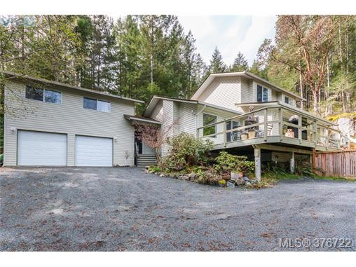 Main Photo: 1330 Copper Mine Road in SOOKE: Sk East Sooke Single Family Detached for sale (Sooke)  : MLS(r) # 376722