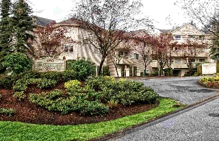"Main Photo: 203 450 BROMLEY Street in Coquitlam: Coquitlam East Condo for sale in ""BROMLEY MANOR"" : MLS(r) # R2167647"