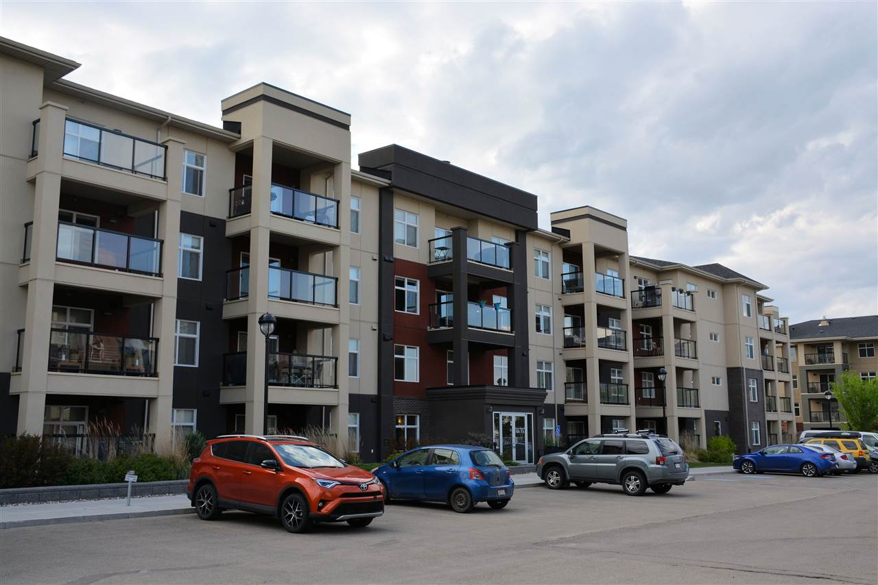 Main Photo: 451 7805 71 Street in Edmonton: Zone 41 Condo for sale : MLS(r) # E4065969