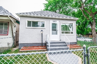 Main Photo: 1043 Alfred Avenue in Winnipeg: Single Family Detached for sale : MLS(r) # 1713613