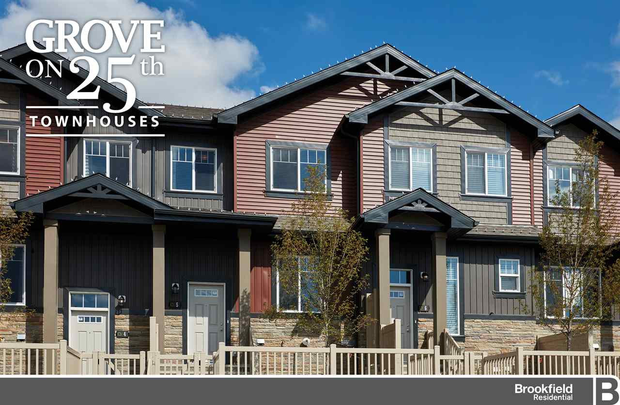 Main Photo: 25 3305 Orchards Link in Edmonton: Zone 53 Townhouse for sale : MLS(r) # E4069354