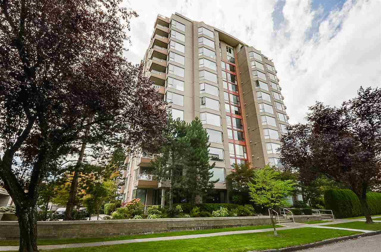 Main Photo: 803 2108 W 38TH Avenue in Vancouver: Kerrisdale Condo for sale (Vancouver West)  : MLS® # R2191554
