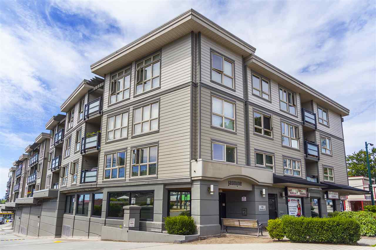 "Main Photo: 306 405 SKEENA Street in Vancouver: Renfrew VE Condo for sale in ""Jasmine"" (Vancouver East)  : MLS® # R2191896"