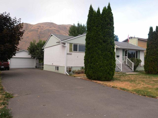 Main Photo: 2322 PARKCREST Avenue in : Brocklehurst House for sale (Kamloops)  : MLS® # 141926