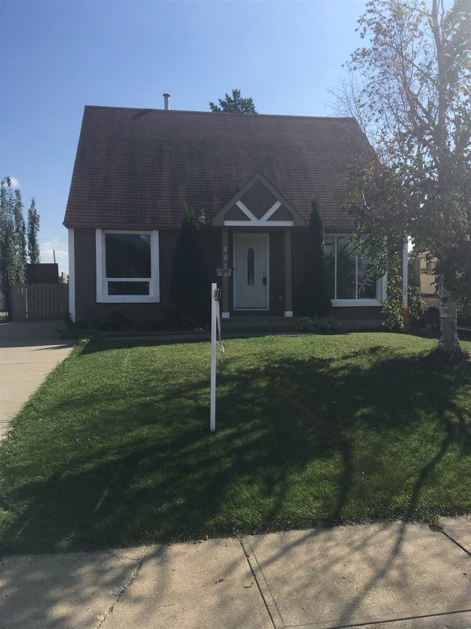 Main Photo: 4019 10 Avenue in Edmonton: Zone 29 House for sale : MLS® # E4076496