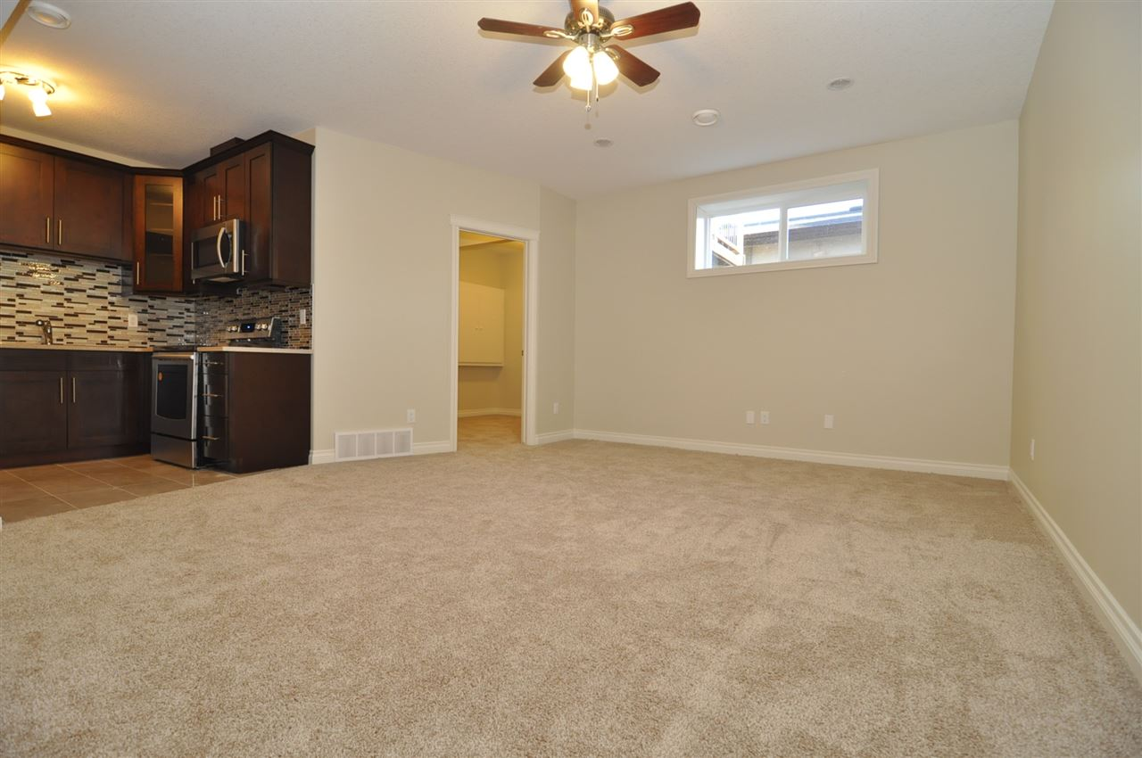Family Room In The Basement Suite, 20' Deep, Good For A Variety Of Options!