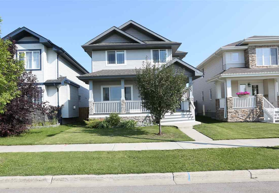 Main Photo: 7135 SOUTH TERWILLEGAR Drive in Edmonton: Zone 14 House for sale : MLS® # E4078217