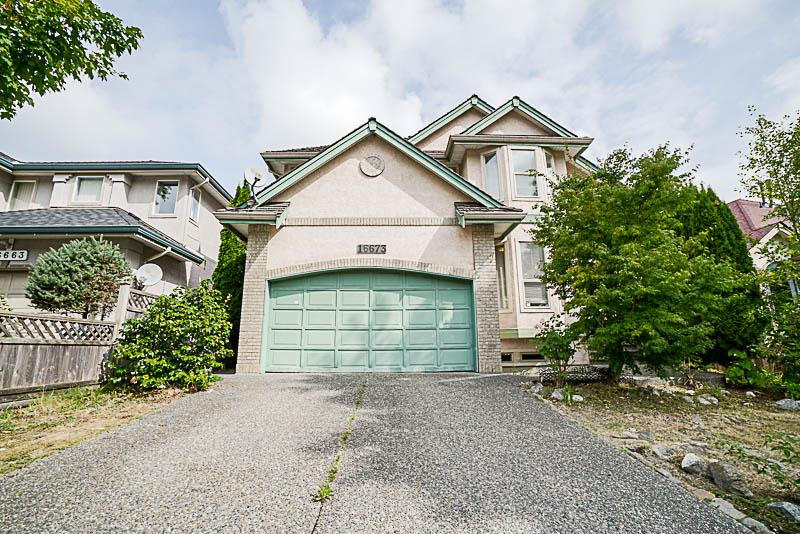 Main Photo: 16673 84 Avenue in Surrey: Fleetwood Tynehead House for sale : MLS® # R2198197