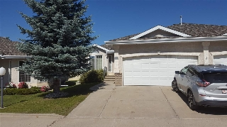 Main Photo: 281 Youville Drive in Edmonton: Zone 29 House Half Duplex for sale : MLS® # E4080206
