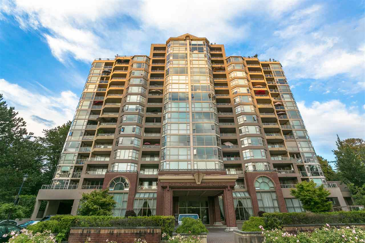 "Main Photo: 1008 1327 E KEITH Road in North Vancouver: Lynnmour Condo for sale in ""Carlton @ The Club"" : MLS®# R2217599"