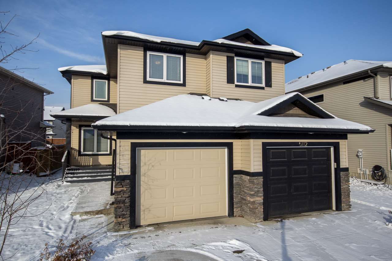 Main Photo: 5114 168 Avenue in Edmonton: Zone 03 House Half Duplex for sale : MLS® # E4087613