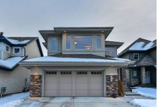 Main Photo: 305 AMBLESIDE Link in Edmonton: Zone 56 House for sale : MLS® # E4089634