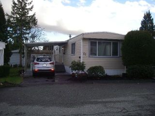 "Main Photo: 67 1840 160 Street in Surrey: King George Corridor Manufactured Home for sale in ""BREAK AWAY BAYS"" (South Surrey White Rock)  : MLS® # R2227485"