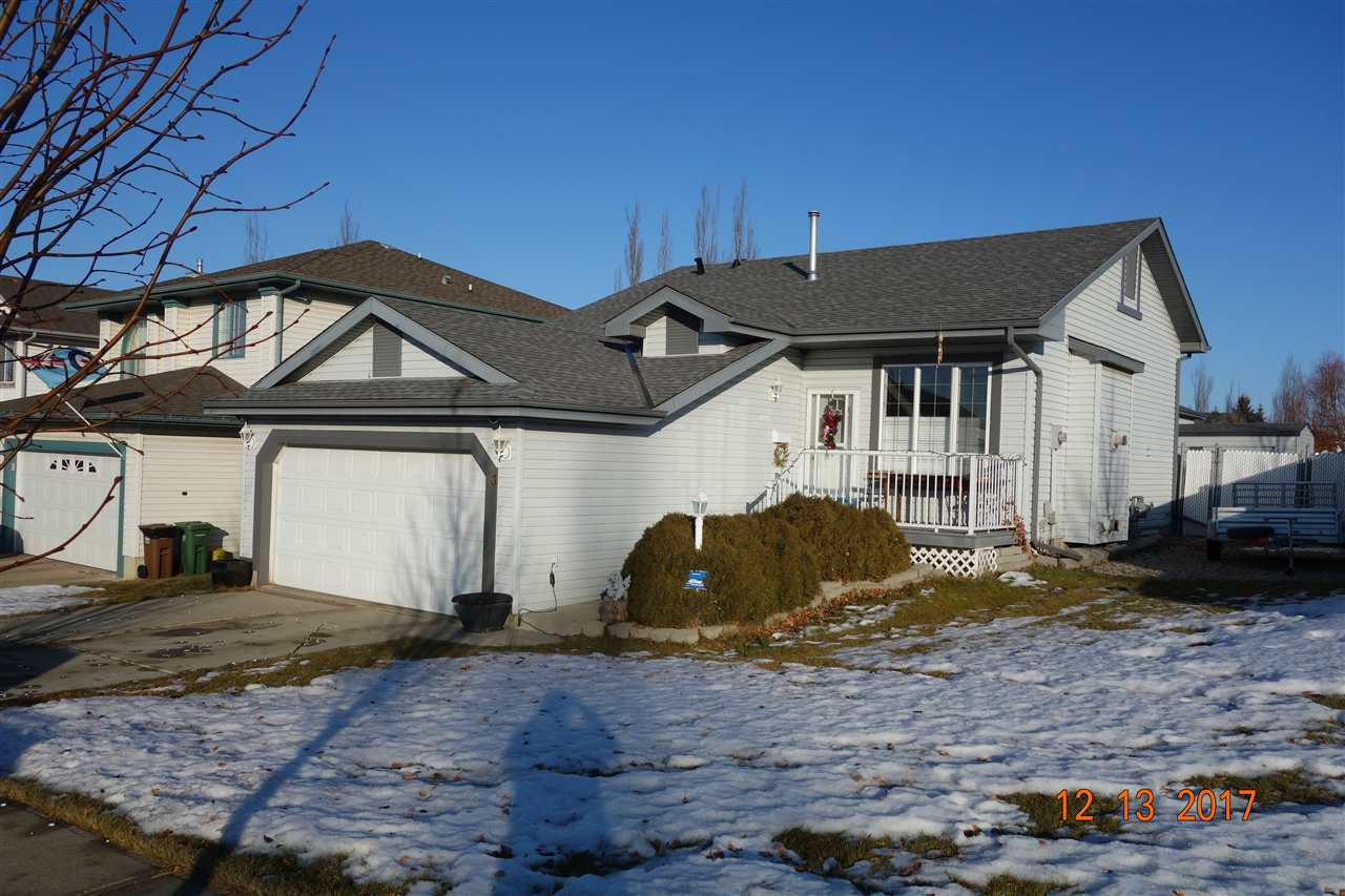 Main Photo: 3 Harcourt Crescent: St. Albert House for sale : MLS® # E4090801