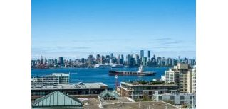 "Main Photo: 703 408 LONSDALE Avenue in North Vancouver: Lower Lonsdale Condo for sale in ""THE MONACO"" : MLS® # R2233975"