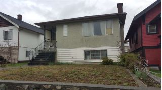 Main Photo: 2887 ADANAC Street in Vancouver: Renfrew VE House for sale (Vancouver East)  : MLS® # R2238253